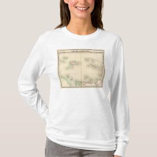 T-shirt Îles Océanie d'Amirauté aucun 24