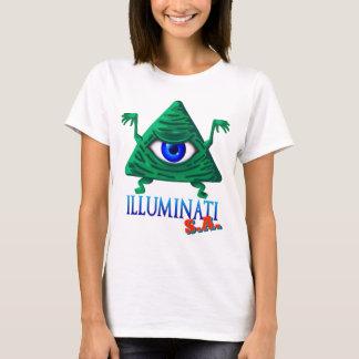 T-shirt Illuminati SA