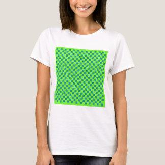 T-shirt Illusion de vagues