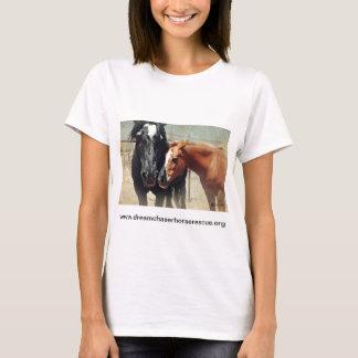T-shirt Illusion et précipitation