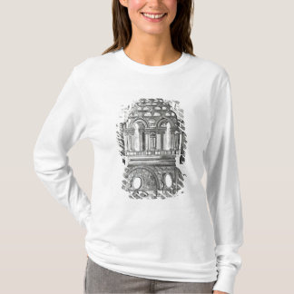 T-shirt Illustration architecturale