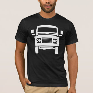 T-shirt Illustration classique de Land Rover