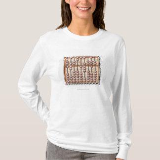 T-shirt Illustration d'abaque