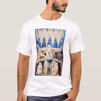 T-shirt Illustration de Blake : Quand les étoiles de matin