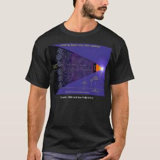 T-shirt Illustration de galaxies de la NASA première,