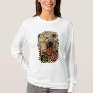 T-shirt Illustration de l'enseignement du Christ
