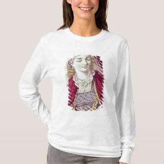 T-shirt Illustration des voyages de Gulliver