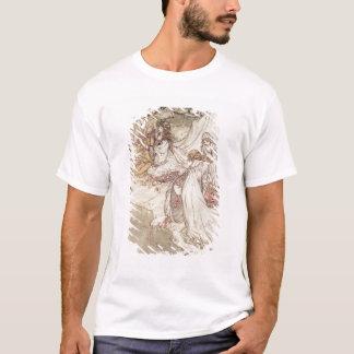 T-shirt Illustration pour un conte de fées