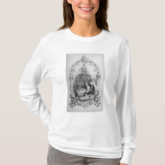 "T-shirt Illustration ""que le Pickwick empaquette"" par"