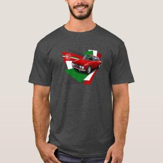 T-shirt illustré par GTV d'Alfa Romeo 1750
