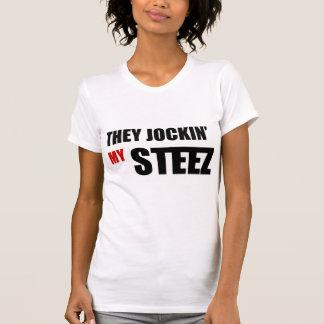 T-shirt Ils Jockin mon Steez