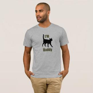 T-shirt Im A cat Daddy