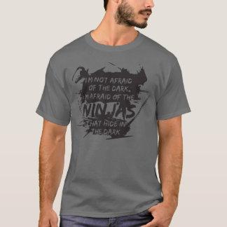 T-shirt im non effrayé de l'obscurité