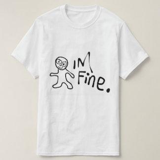 T-shirt Im pièce en t d'amende