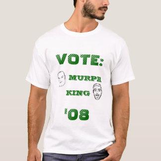 T-shirt Image 4, image 5, MURPH, ROI, VOTE : , '08