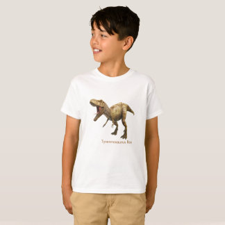 T-shirt Image de dinosaure pour les gosses