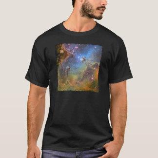 T-shirt Image de Large-Champ de la nébuleuse d'Eagle