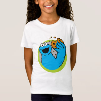 T-Shirt Image de monstre de biscuit