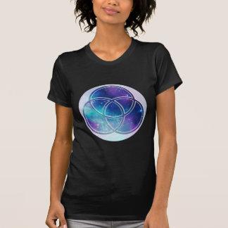 T-shirt Image du nombre 3 : la triquetra
