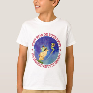 T-SHIRT IMAGE ICONIQUE DE PETER PAN