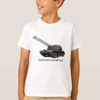 T-shirt Image militaire de réservoir pour la