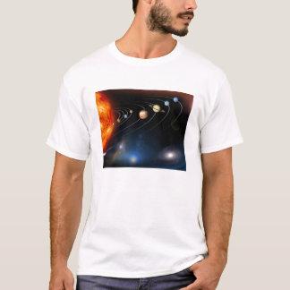 T-shirt Image produite par Digital de notre système