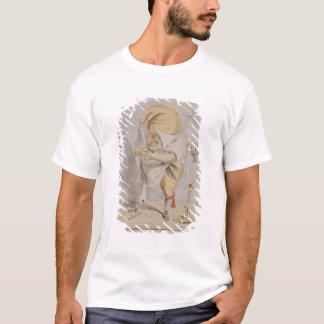 T-shirt Imaginaires satiriques, caricature d'Adolphe