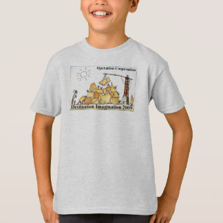 T-shirt Imagination 2009 de destination du Caire-Practors