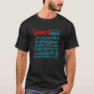 T-shirt immaBEAST dans le monde entier