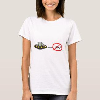 T-shirt Immigrés clandestins drôles contre l'atout