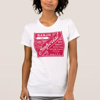 T-shirt impérial de douille de short de lumière de