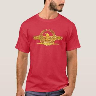 T-shirt impérial romain de graphique d'Eagle
