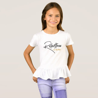 T-shirt Implacable comme ma maman