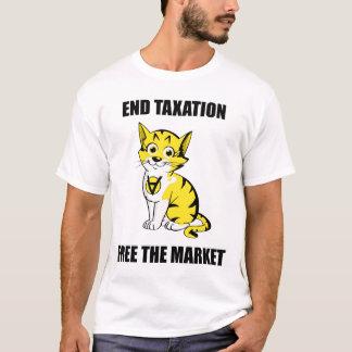 T-shirt Imposition de fin - libérez le marché - pièce en t