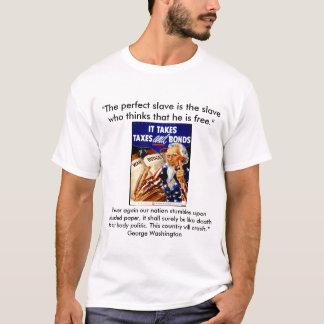T-shirt Impôt-Fed