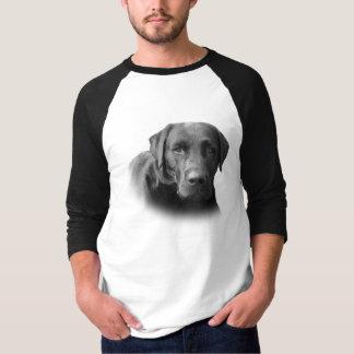 T-shirt impressionnant de labrador retriever