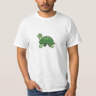 T-shirt impressionnant de tortue d'Emoji !