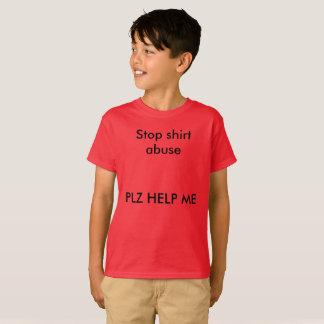 T-shirt impressionnant d'école drôle d'enfants