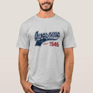 T-shirt Impressionnant depuis 1946