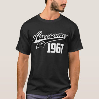 T-shirt Impressionnant depuis 1967