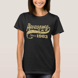 T-shirt Impressionnant depuis 1983