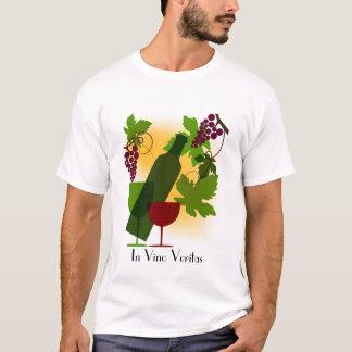 T-shirt In Vino Veritas