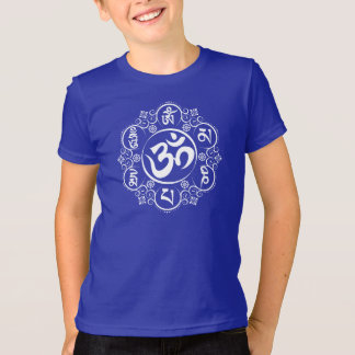 T-shirt Incantation bouddhiste de bourdonnement de l'OM