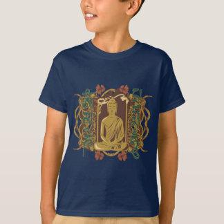 T-shirt Incantation vintage de Bouddha