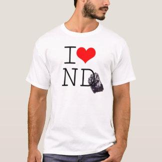 T-shirt indépendant de roche