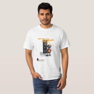 T-shirt indépendant de valeur de film de SciFi de
