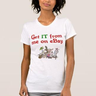 T-shirt indépendant d'Ebay