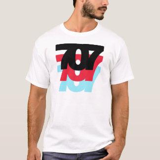 T-shirt Indicatif régional 707