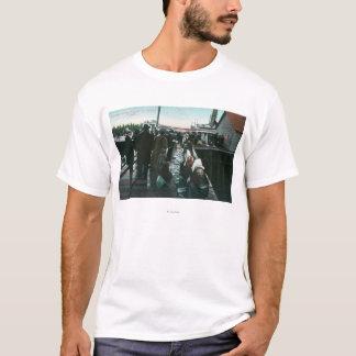 T-shirt Indiens vendant des curiosités chez Yakital, le
