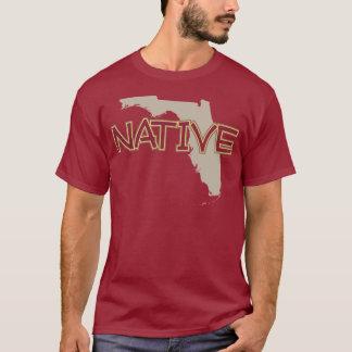 T-shirt INDIGÈNE de la Floride